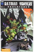 Batman & Teenage Mutant Ninja Turtles Adventures Comic Book Issue #1