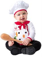 Hugs and Quiches Infant Chef Costume