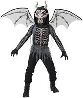 Dragon Skeleton Child Costume