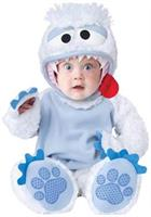 Abominable Snowbaby Baby Costume