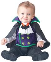 Count Cutie Vampire Costume Child Infant