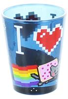 Nyan Cat Shot Glass