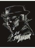"Breaking Bad ""I Am The Danger"" 45""x60"" Fleece Throw Blanket"