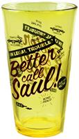 "Breaking Bad ""Better Call Saul"" 16oz Pint Glass"