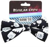 Regular Show Ghost Bowtie