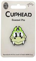 Cuphead Dragon Boss Enamel Collector Pin