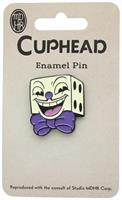 Cuphead King Dice Enamel Collector Pin