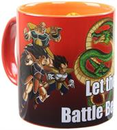 Dragon Ball Z 20oz Coffee Mug with Inside Artwork