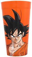 Dragon Ball Z Resurrection Goku 16oz Orange Plastic Cup
