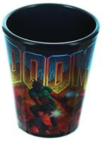 DOOM Shot Glass