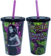 "Empire Cookie ""No Nookie"" 16oz Carnival Cup w/ Straw & Lid"