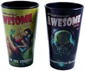 Fallout Awsome Tales 16oz Pint Glass Set