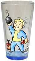 Fallout Explosives 16oz Pint Glass