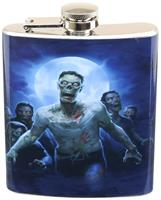 Zombie Horde 7oz Flask