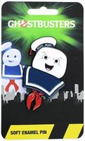 Ghostbusters Stay Puft Marshmallow Man Soft Enamel Collector Pin