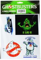 Ghostbusters Sticker 4-Pack