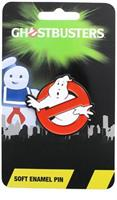 "Ghostbusters ""No Ghosts"" Logo Soft Enamel Collector Pin"