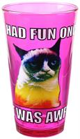 Grumpy Cat Fun 16oz Pint Glass
