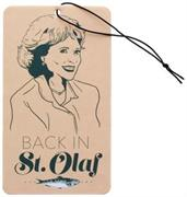 "The Golden Girls Rose ""Back In St. Olaf"" Air Freshener, Rose Scented"