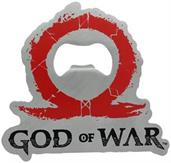 God of War (2018) Logo Metal Bottle Opener