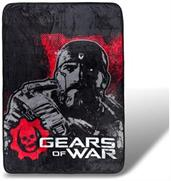 Gears Of War Lightweight Fleece Throw Blanket | 45 x 60 Inches