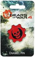 Gears of War 4 Crimson Omen Enamel Collector Pin