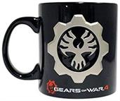 Gears of War 4 COG Emblem 10oz Ceramic Coffee Mug