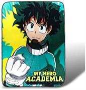 My Hero Academia Deku Lightweight Fleece Throw Blanket | 45 x 60 Inches