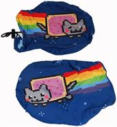 Nyan Cat Car Side Mirror Cover