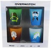 Overwatch Shot Glass 4-Pack