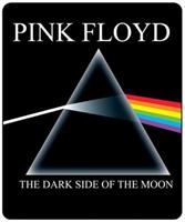 Pink Floyd Dark Side of the Moon Lightweight Fleece Blanket | 45 x 60 Inches