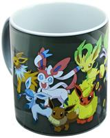 Pokemon Eevee Evolution Coffee Mug