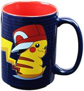 Pokemon Pikachu Trainer 16oz Coffee Mug