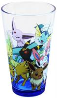 Pokemon Eevee Evolution 16oz Pint Glass