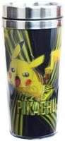 Pokemon Lenticular Pikachu 16oz Travel Mug