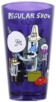 Regular Show Group Pint Glass