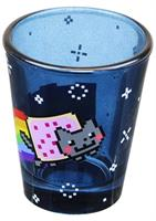 Nyan Cat 2oz Shot Glass