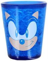 Sonic The Hedgehog 1.5oz Freezer Shot Glass