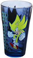 Sonic the Hedgehog Sonic Running 16oz Pint Glass