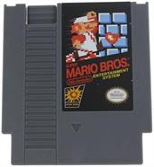 Super Mario Bros. 4.5oz NES Cartridge Flask