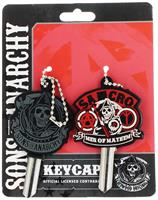 Sons of Anarchy Logo 2 Piece Keycap Set