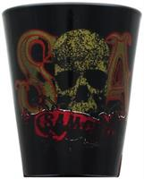Sons of Anarchy Skull SAMCRO 1.5oz Shot Glass