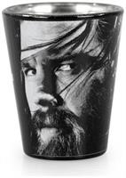 Sons Of Anarchy Opie Memorial Shot Glass | Collectible Bar Glass | 1.5 Ounces