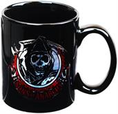 Sons of Anarchy SAMCRO Grim Reaper Logo 16oz Coffee Mug