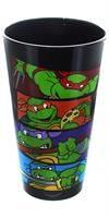 "Teenage Mutant Ninja Turtles ""Bars"" 16oz Pint Glass"