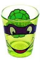 Teenage Mutant Ninja Turtles Donatello Glitter Shot Glass