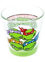 Teenage Mutant Ninja Turtles Group Oversized 3oz Shot Glass