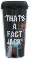 Duck Commander Si Fact Jack Plastic Travel Mug