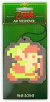 Zelda- Pixel Link Air freshener | Licensed Nintendo Accessories - Pine Scent