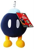 "Nintendo 5"" Plush with Sounds: Bob-Omb"